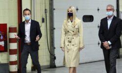 The Kinetic Co. welcomes Ivanka Trump for a company tour