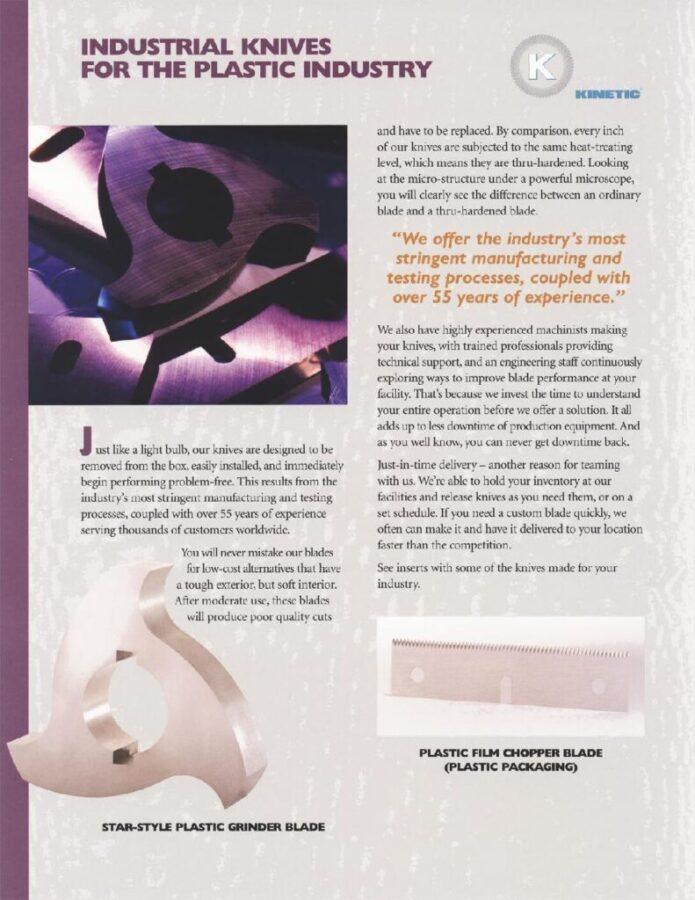 Plastic Industry pdf