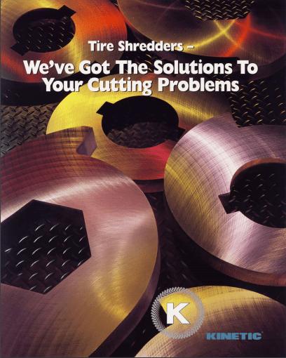 tire shredders