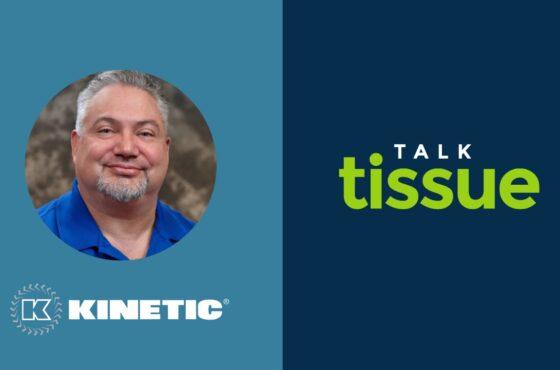 Jeff Lovelien participates in Talk Tissue