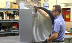 Kinetic provides contract machining services